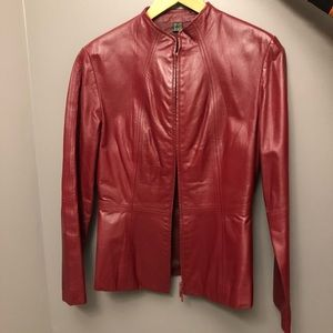Tailored Danier Leather Jacket
